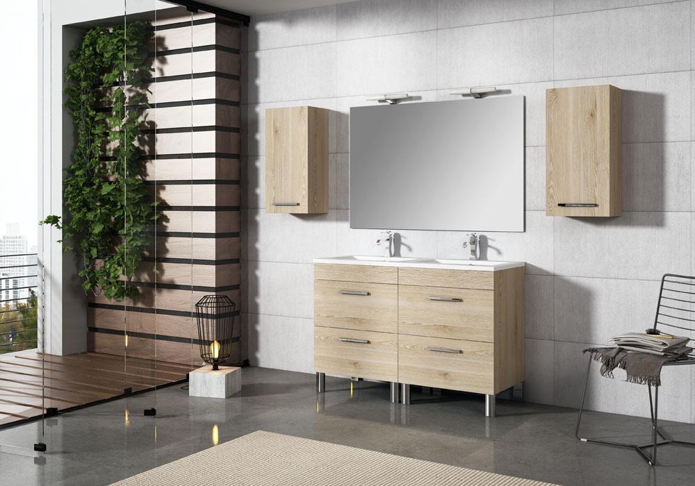 Muebles de Baño | The New Social Bath | Faro by ALVIC