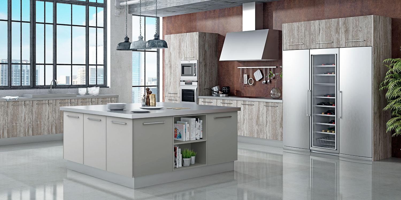 Un nuevo concepto de cocinas modernas the new social for Ver fotos de cocinas modernas