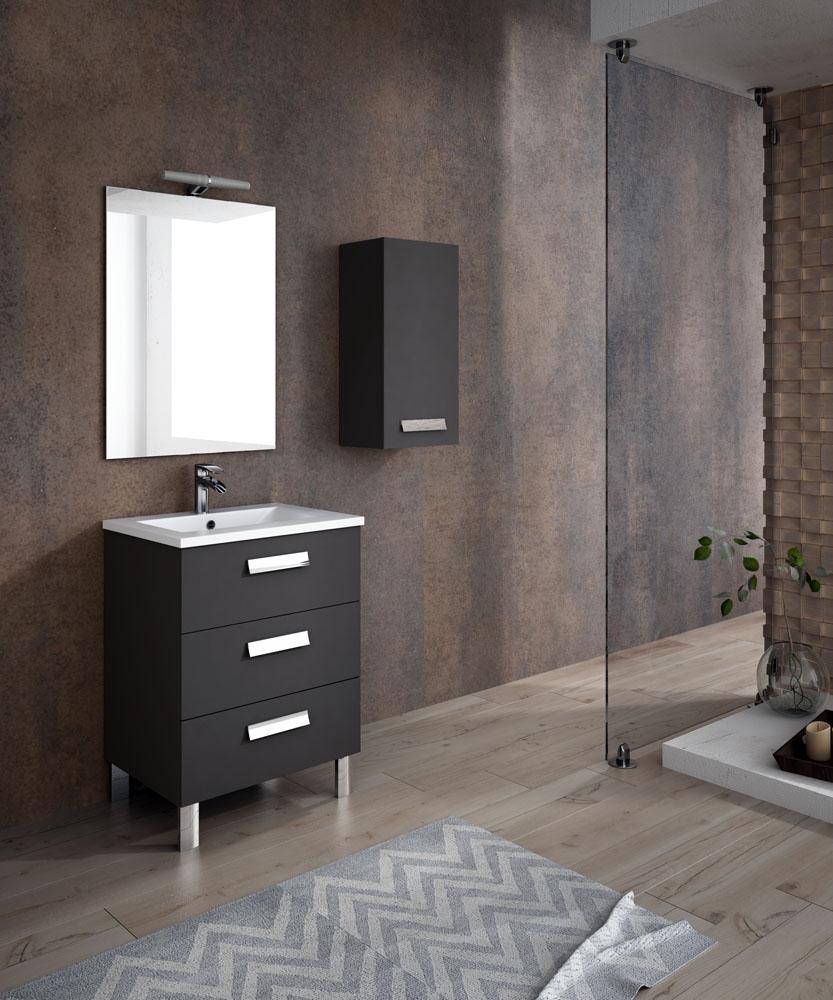 Muebles de baño: transforma tu aseo en un spa gracias al diseño