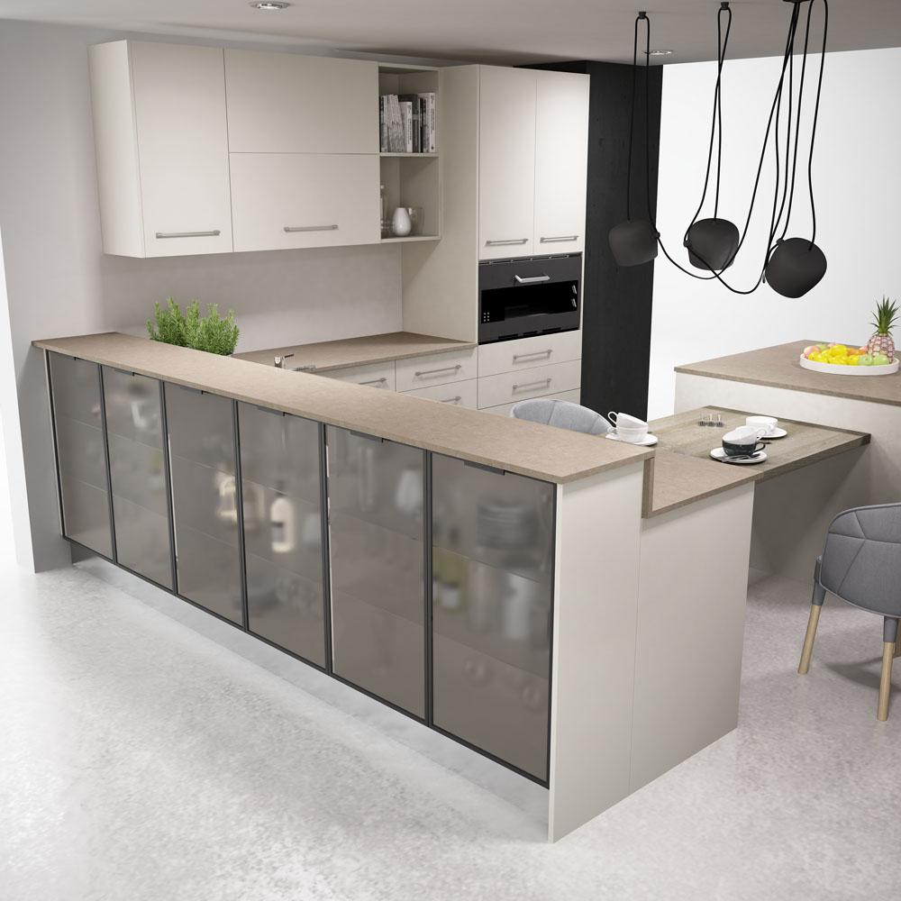 Cocinas de diseño, las últimas tendencias en decoración del hogar