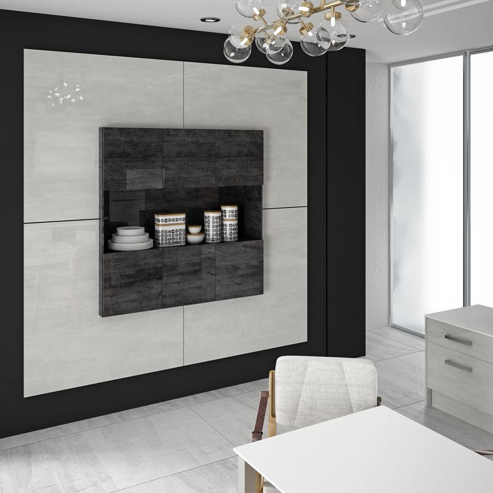 cocinas de diseño abiertas al salón - faroalvic