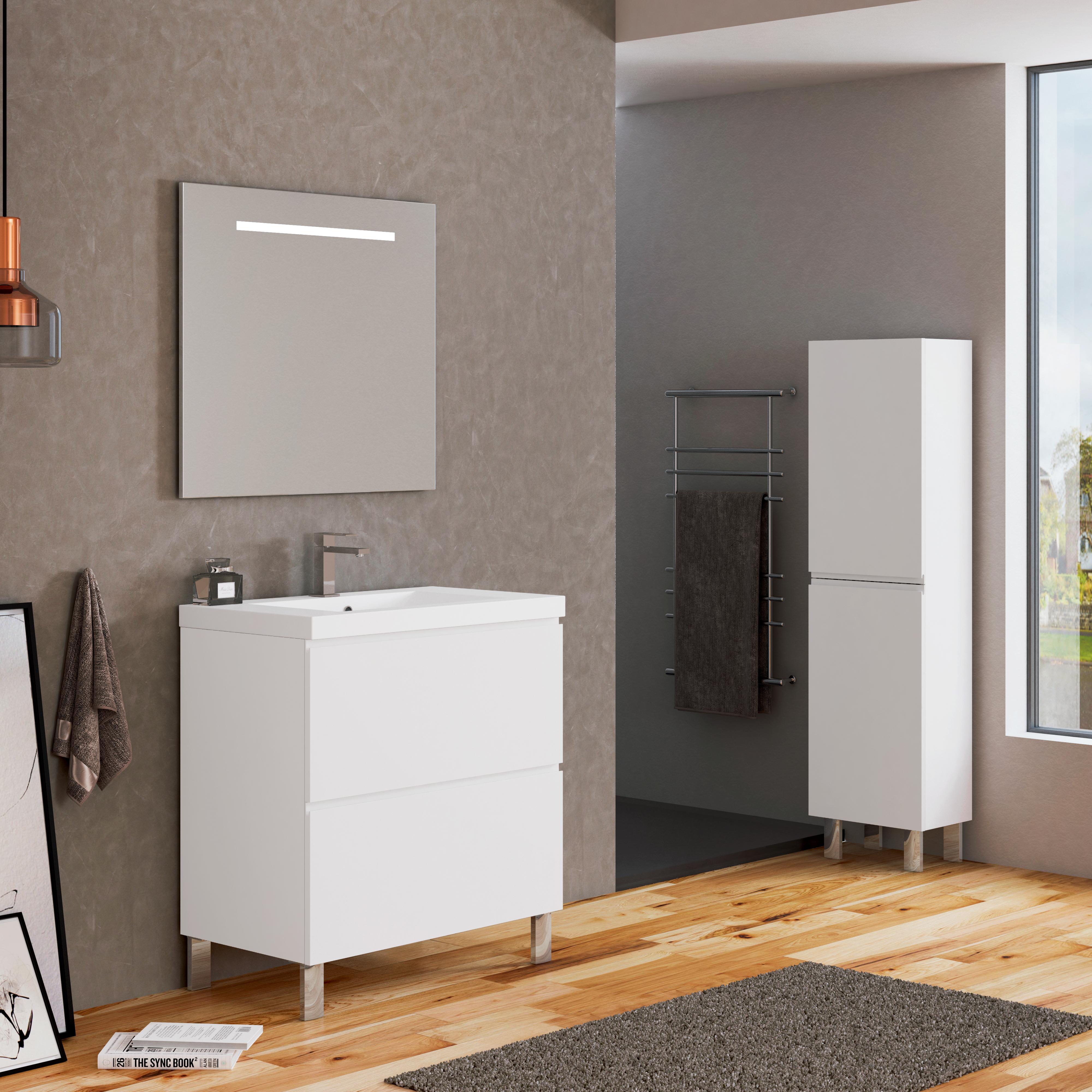 baños modernos fotos-Flavia