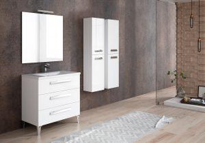 baños modernos fotos_Linares