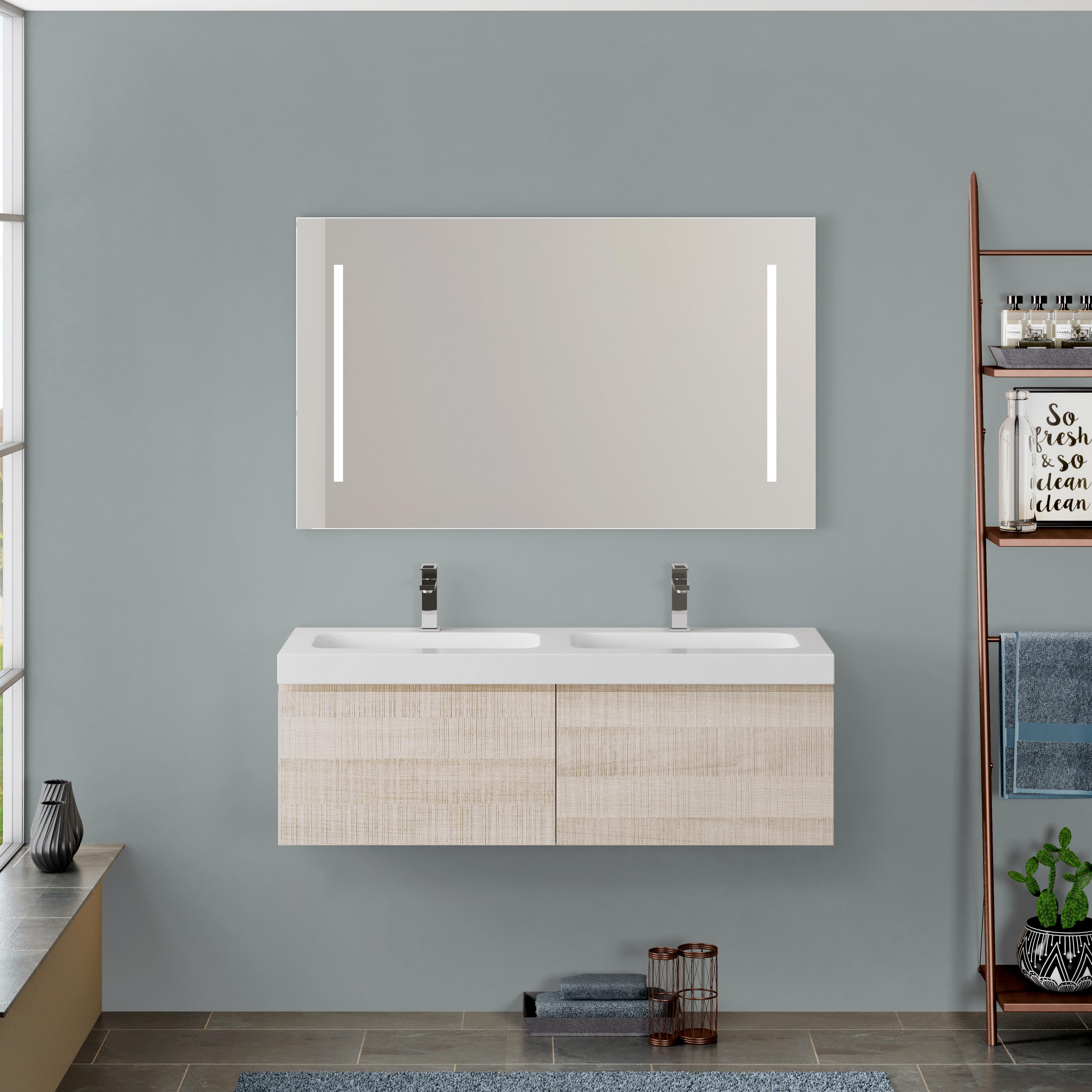 baños modernos fotos-Traina