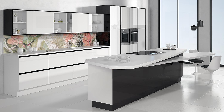 Un nuevo concepto de cocinas modernas | The New Social Kitchen ...